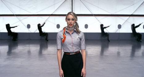 Veja como a Virgin America fez mais de 7 Milhões de Pessoas Assistirem seu Vídeo de Segurança | Engraçadinhos e ou Interessantes | Scoop.it