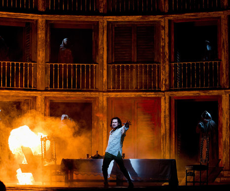 'Don Giovanni' at the Metropolitan Opera House | Mozartiana | Scoop.it