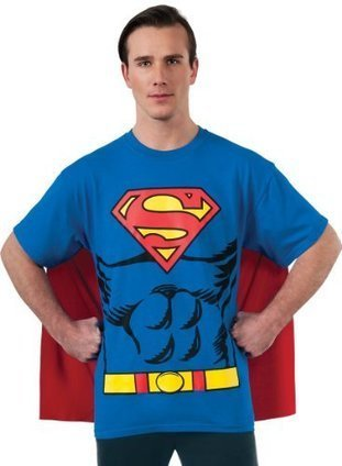 Best Superman T Shirt with Cape Rated Reviews on Flipboard | winter | Scoop.it