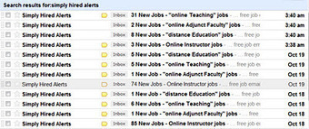 E-Learning Certificate Program: Where and How to Find Online Teaching Jobs | Дистанционное обучение | Scoop.it