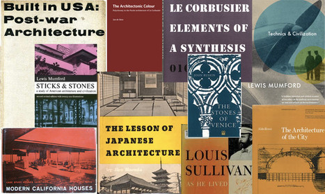 25 Free Architecture Books You Can Read Online | a3 UniBo | Scoop.it
