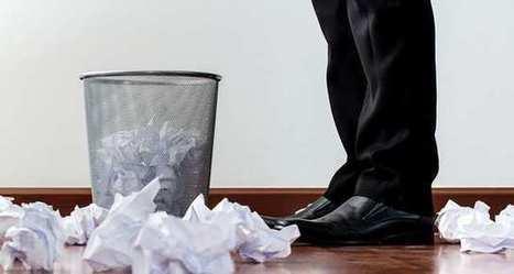 Déchets de bureau: les PME sommées de passer au recyclage | Pâtes - Fibres | Scoop.it