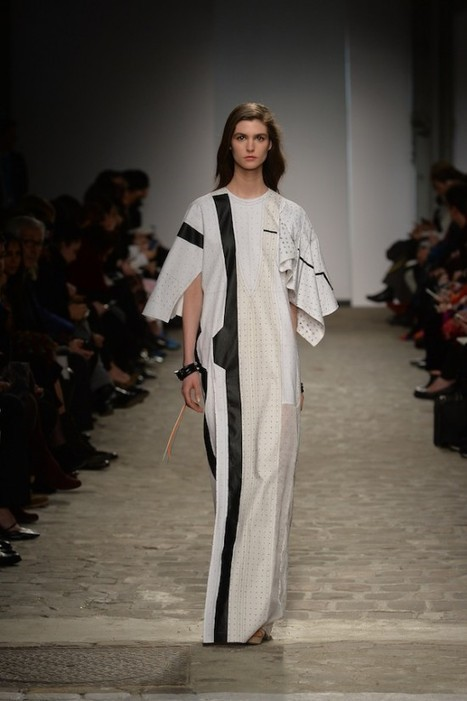 Vionnet Demi-Couture Spring / Summer 14 - The LA Fashion magazine | Best of the Los Angeles Fashion | Scoop.it