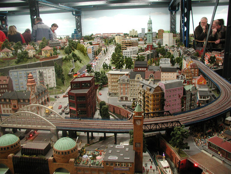 Miniatur Wunderland: The World's Largest Model Railroad | Heron | Scoop.it