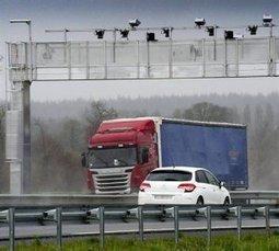 L'écotaxe sur les poids lourds encore repoussée - Reporterre | Transport | Scoop.it