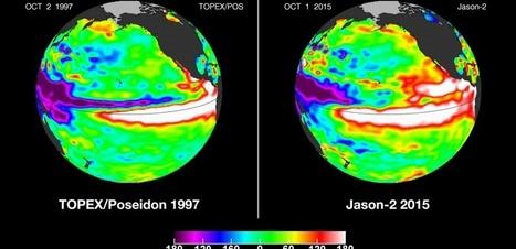 El Niño revient, et il est plus remonté que jamais - Sciences et Avenir | Actualités écologie | Scoop.it