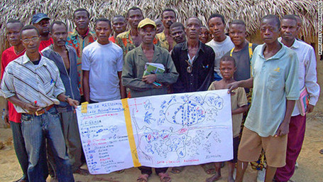 GPS technology maps land rights for Africa's 'forest people' | APHuG Political | Scoop.it