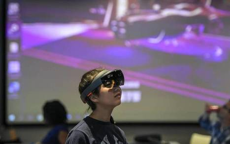 Virtual reality in the classroom? Hackathon explores ways to apply it to education | Augmented, Alternate and Virtual Realities in Higher Education | Scoop.it