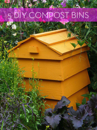 Roundup: 5 DIY Backyard Composting Solutions | Local Sustainability | Scoop.it
