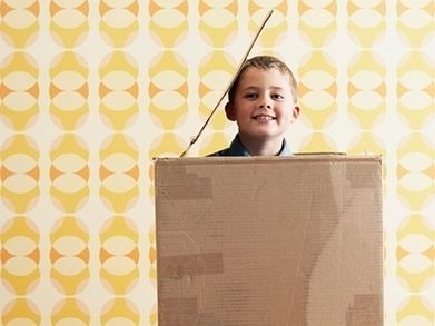 Cardboard Box Tools - Edutopia | iPads in Education | Scoop.it