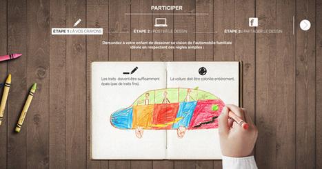 Les Petits Designers : dessine moi une BMW en 3D - Autodeclics | Press review | Scoop.it
