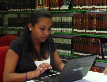 Pega la Red a bibliotecas - Conexión Total   #Biblioteca, educación y nuevas tecnologías   Scoop.it