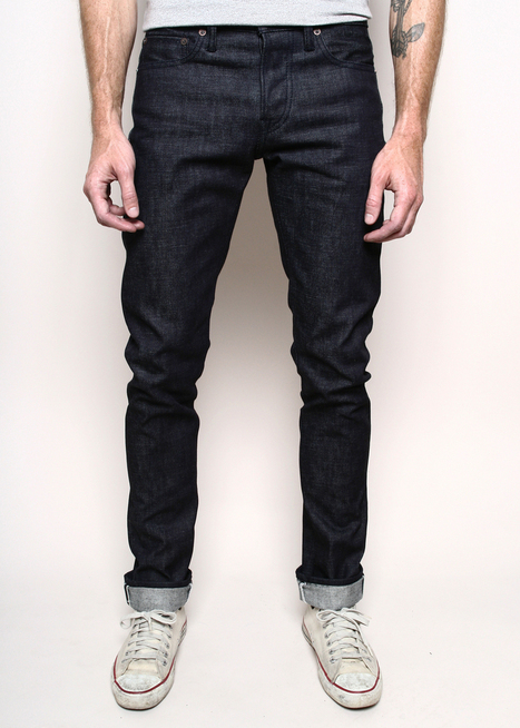 Une bonne paire de jeans selvedge | Men's style | Scoop.it