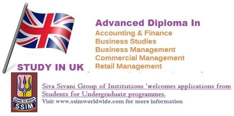 International Undergraduate programmes ICM UK   International MBA Courses Hyderabad   Scoop.it