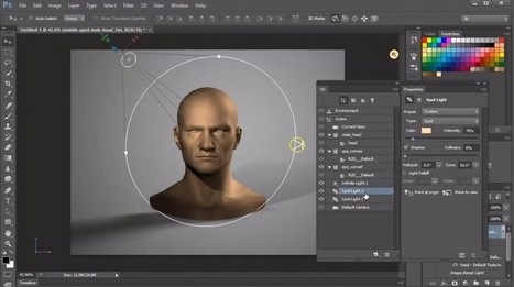 Adobe Expands 3D Printing Features, Integrates 3D Hubs into New Photoshop CC Update | Educational technology , Erate, Broadband and Connectivity | Scoop.it