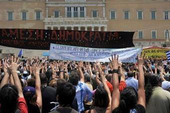 Civil Power and the Partner State: A Social Solidarity Economy Response to Austerity in Greece | The Great Transition | Scoop.it