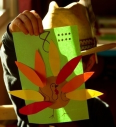 Turkey Counting - Thanksgiving Math Activity | No Time For Flash Cards | Jardim de Infância | Scoop.it