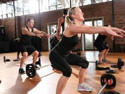 A tough but sexy workout - Independent Online | Health and Fitness Article | Scoop.it