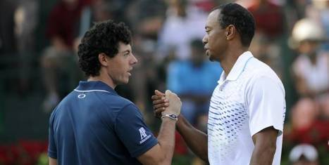 Woods, à la coule | Nouvelles du golf | Scoop.it