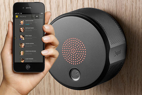 """Video: New """"August"""" Smart Lock 