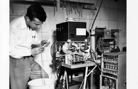 1953: The Year That Revolutionized Life, Death, and the Digital Bit | Random Ephemera | Scoop.it