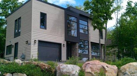 Six maisons LEED en banlieue et en régions | Nouvelle | Écohabitation | Constructions écologiques et durables | Scoop.it