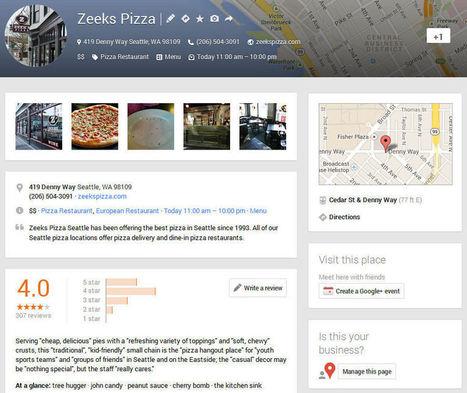Google Plus SEO: The Business Benefits | Pamorama | Social Media Marketing Blog | Entrepreneurship, Innovation | Scoop.it