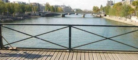 Paris : la ville met fin aux cadenas d'amour ! - Le Parisien   BIEN ETRE & ESTHÉTIQUE   Scoop.it
