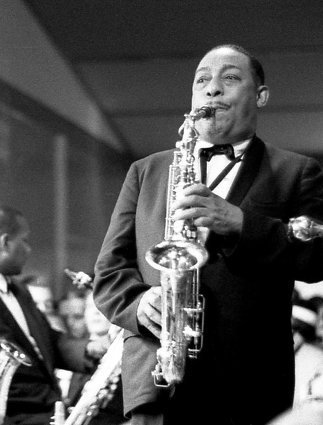 Johnny Hodges | Jazz Plus | Scoop.it