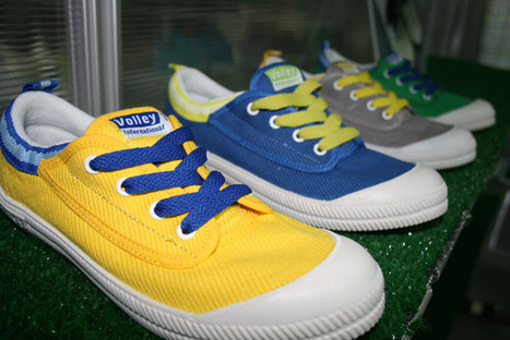 Volley Sneakers - The Sole of Australia | M.I.S.S. | 1950's in Australia | Scoop.it