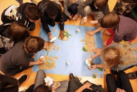 What Happens When School Design Looks Like Game Design | Education | Scoop.it