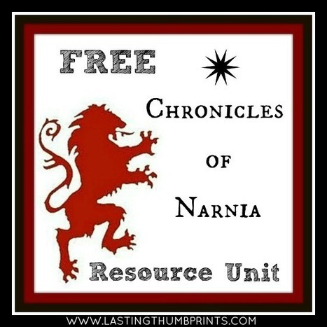 Free Chronicles of Narnia Resource Unit | Curriculum | Scoop.it