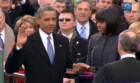 In Historic Inauguration Address, Obama Takes the Fight to the Right | Conservative Liberty and Freedom is nothing but an empty box wrapped in the flag that helps no one. The land of the free for only those fit to survive, the rest can and should perish for the benefit of the strong | Scoop.it
