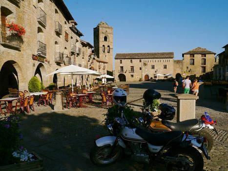 Ainsa: A Beautiful Spanish Town | Christian Portello | Scoop.it