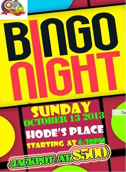 Rotaract Bingo Sunday | Online Bingo Promotions | Scoop.it