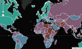 Global political risk atlas 2013 | History, Geography and new technologies | Scoop.it