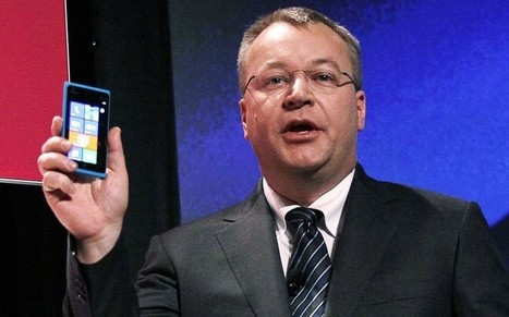 Nokia chief Stephen Elop to get $25m after Microsoft deal - Telegraph | Business Studies | Scoop.it