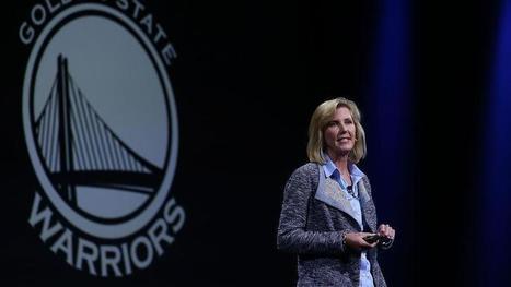 Des femmes sont enfin montées sur scène lors de la conférence d'Apple | A Voice of Our Own | Scoop.it