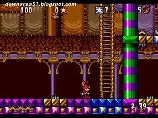 Aero The Acro Bat (Genesis) | Game Dingdong | Scoop.it