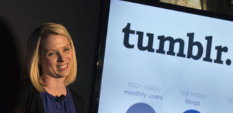 Avec Tumblr, Yahoo contre-attaque | Web Marketing Magazine | Scoop.it