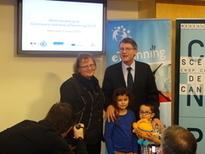 Académie de Bordeaux: Remise des prix concours eTwinning 2013   enseigner les langues vivantes à l'école   Scoop.it