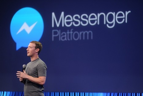 Why Facebook Messenger Is A Threat To Google, Not Apple - Forbes | social media | Scoop.it