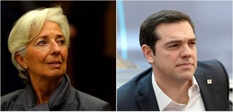 Semaine décisive pour la Grèce et ses créanciers, l'Union européenne et le FMI   Maison de l'Europe du Morbihan- Bretagne Sud   Scoop.it