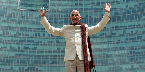 Come Jeff Bezos sta cambiando il Washington Post - Il Post | Giornalismo Digitale | Scoop.it