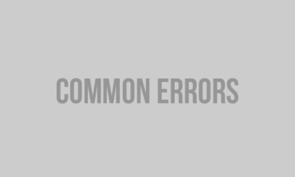 Common Errors in English - practice exercises & tests online | Improving your English | Scoop.it