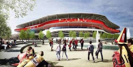 Voici le futur Stade national | Bruxelles | Scoop.it