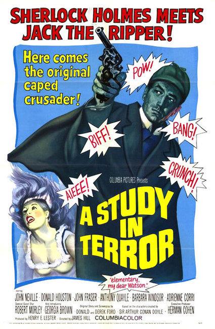 A Study in Terror (1965) DVDrip | Free Lust Movies | Download Free | FreeLustMovies.com | Scoop.it