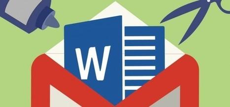 Edita tus archivos adjuntos de Office sin salirte del correo | AgenciaTAV - Asistencia Virtual | Scoop.it