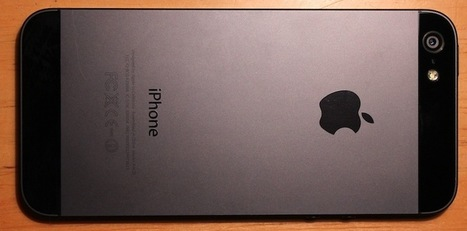 Time Magazine names Apple's iPhone 5 its 'Gadget of the Year' | Apple in Business | Scoop.it