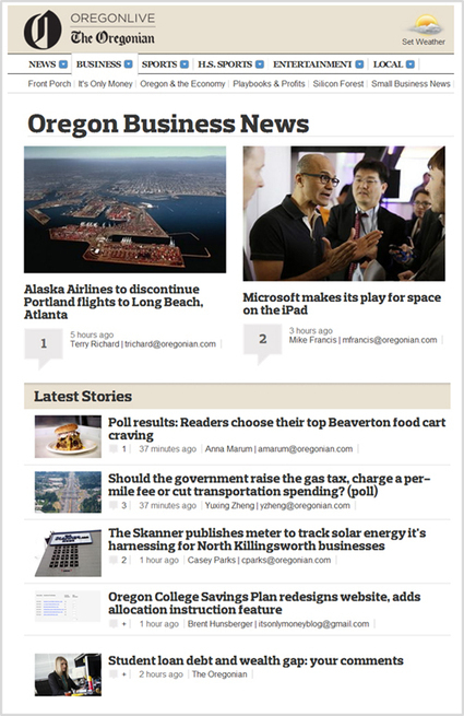 Why PR Should Be Paying Attention to the Turmoil at The Oregonian   Public Relations & Social Media Insight   Scoop.it